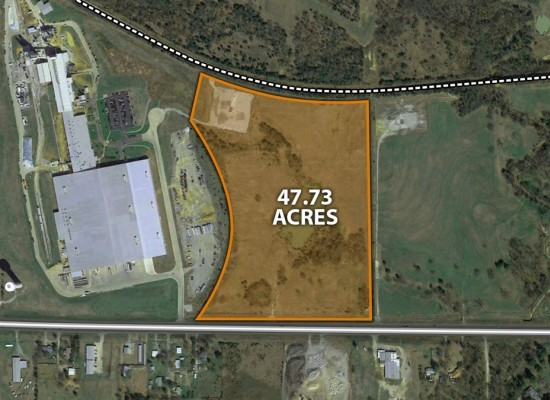 West Industrial Park Greenfield Site photo 1